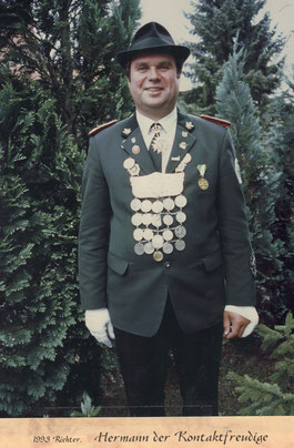 1993 - Hermann Richter