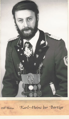 1981 - Karl-Heiz Bludau