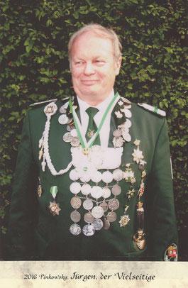 2016 - Jürgen Pinkowsky