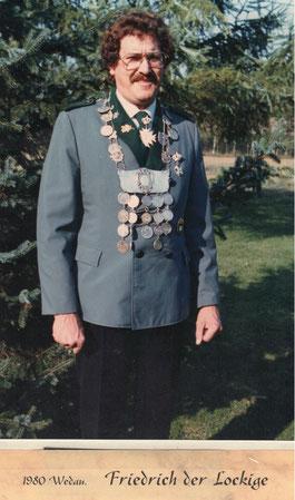 1980 - Friedrich Wedau