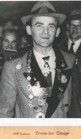 1959 - Erwin Tschense