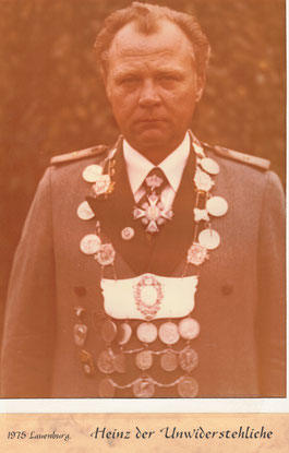 1975 - Heinz Lauenburg