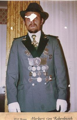 1973 - Herbert Braun