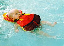 Bijoux - Rettungsweste/Schwimmweste für Babies