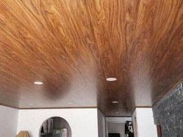 cielorrasos de pvc, cielorrasos simil madera
