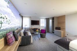 Landhaus-Doppelzimmer Rehberg
