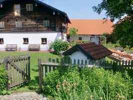 Seminarhaus Attenhausen Allgäu