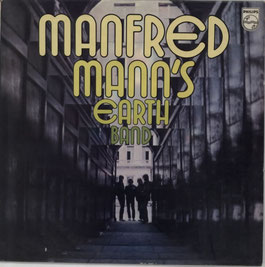 Album Front Cover - Manfred Mann's Earth Band