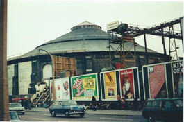 The Roundhouse, Camden, London