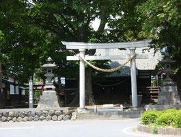白鳥神社(長野県東御市)