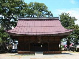 今井神社(長野県長野市) 今井兼平の館跡という。
