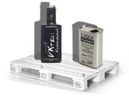 Personalisieren von Flaschen oder Dosen