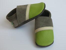 Linie grün/braun 05