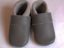 schlichte Lederschuhe, Schuhe für kita, Krabbelschuhe nach Maß, Babyschuhe, Lauflernschuhe, Puschen