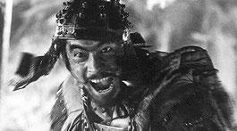 Les 7 Samourais, Film de Akira Kurosawa (1954)