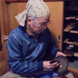 伝統鎌倉彫事業協同組合 宮﨑 誠二