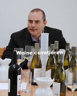 Weine cuvetieren - Weincuvée