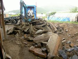 コンクリートリサイクル