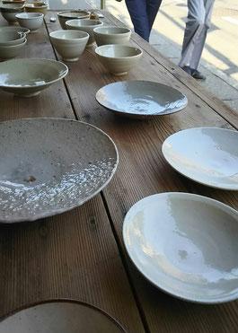 益子秋の陶器市2016