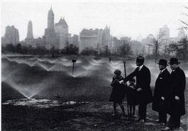 1928. Central Park. New York.