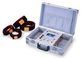 【適切に圧力をかけて血流制限できる加圧マスターを使用しております。】