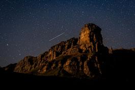 Sternschnuppen fotografieren