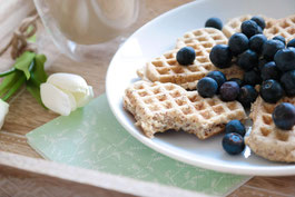 Haselnusswaffeln | low carb