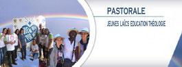 Pastorale avec les jeunes, laïcs, éducation, formation théologique