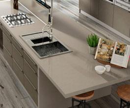 LMT Küchen Verbundstoff Arbeitsplatte