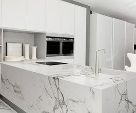 Küchenarbeitsplatten & Küchenrückwände - LMT Tischlerei & Küchen