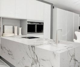 Granit Küchenarbeitsplatte
