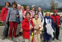 Monikas Teilnahme an der Schifffahrt auf dem  Brombachsee (Geburtstagsgeschenk für Simon Wellenhöfer)