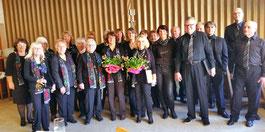 Chor der Sängerfreunde Leerstetten