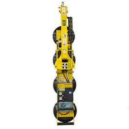 Glassauger Vakuumsauger für lange Elemente  bis 320 kg