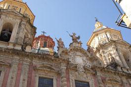 Visite guidée de l'Eglise San Luis de los Franceses, Saint Louis des Francais, Séville, Sevilla