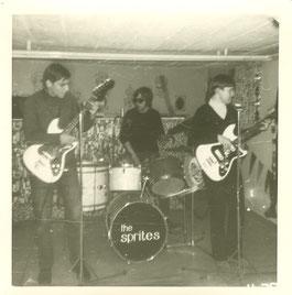 1967 Die frühen Sprites im Übungskeller