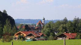 Kirchen und Kapellen in Eschenlohe