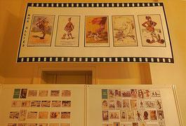 """Les cartes sont présentées selon diverses thématiques, ici """"Nos alliés"""""""