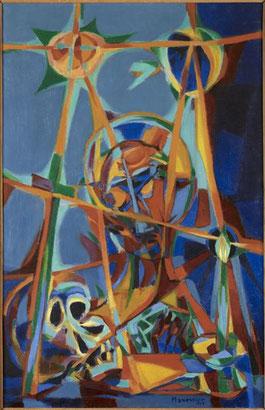 Alfred Manessier (5 décembre 1911 - 1 août 1993), 1943 / Abbeville, Musée Boucher de Perthes