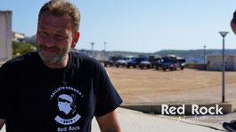 Ralf Becker, Scout bei Red Rock Adventures