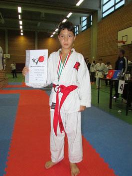 Moaz Abdelrahman 3 Platz