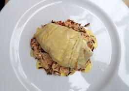 Bild: Dos de lieu beurre blanc, Chez Serge, Carpentras