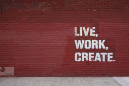 Live, Work, Create. - NYC