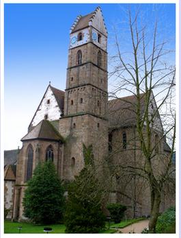 Klosterkirche in Alpirsbach