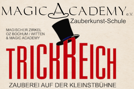 TrickReich Magic Academy Witten IsKo artist-services
