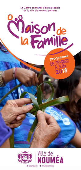 Réseau Périnatal de Nouvelle-Calédonie - Programme Maison de la Famille Nouméa