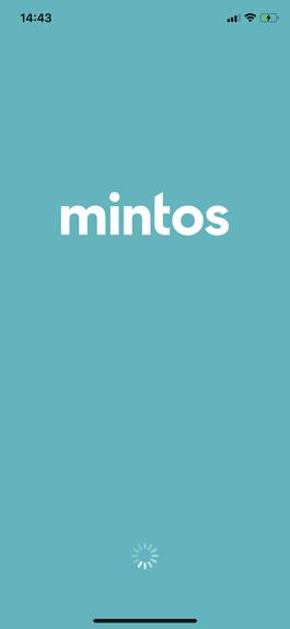 P2P-Kredite: Startbildschirm von Mintos