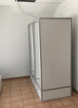 Mobile Dusche mieten, Komplettdusche von LocaWo