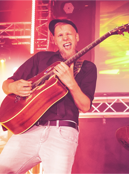 Gitarrist Matthias aus Köln in NRW