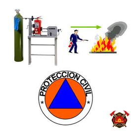 recarga de extintores, programas internos de proteccion civil, curso de uso de extintores, cursos de primeros auxilios, carta de capacitacion de uso de extintores,  asesorias para sistemas contra incendio